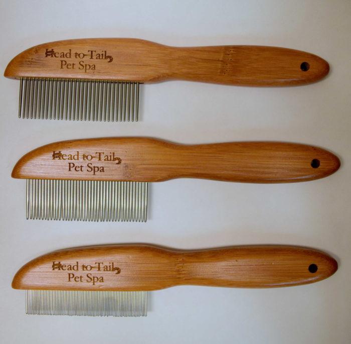 bamboo combs