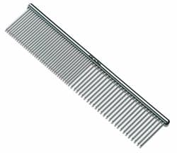 steel comb (medium/course)
